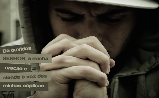orando sempre