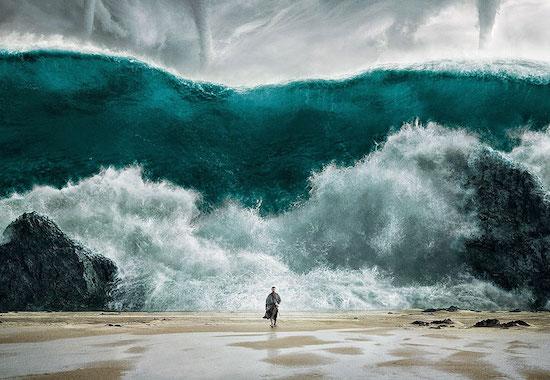 travessando o mar