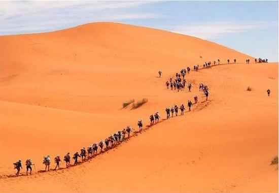 deus nos levao ao deserto